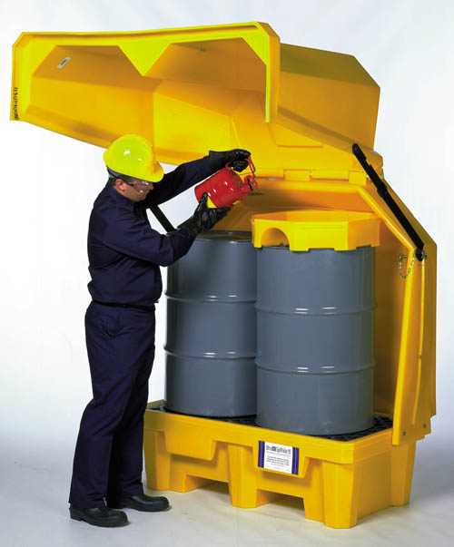 Hard Top P2®   Environmental Containment Products