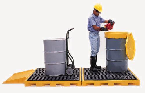 Spill Deck P8 System