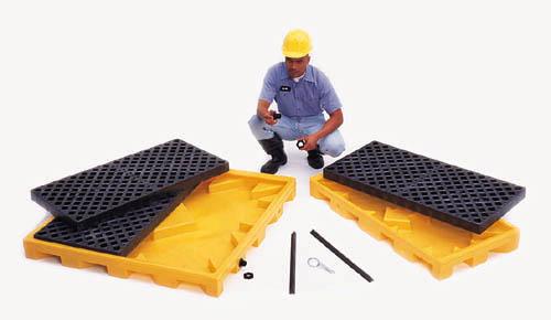 Spill Deck P6 System