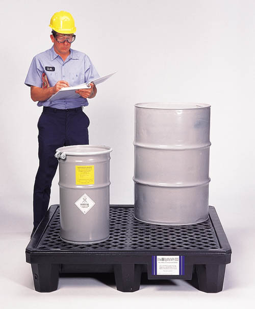 Spill Pallets® Economy Model | Environmental Containment Products