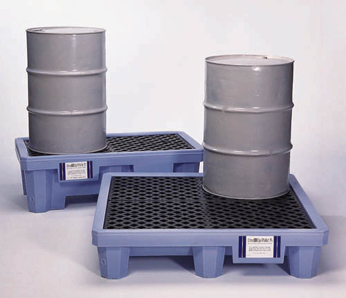 Spill Pallet Fluorinated Models | Environmental Containment Products