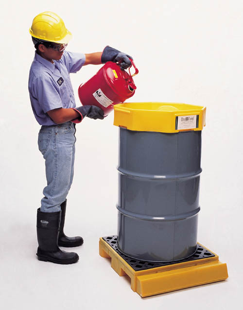 Spill Deck Bladder Systems - Environmental Containment Products