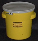 20 Gallon Open Head Plastic Drum | Open Head Plastic Drums & Barrels