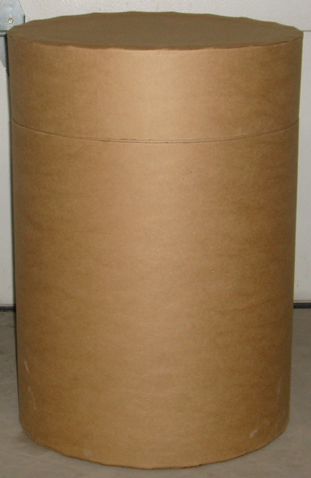 198830GalAllFiber - 30 Gallon, Open Head All-Fiber Drum