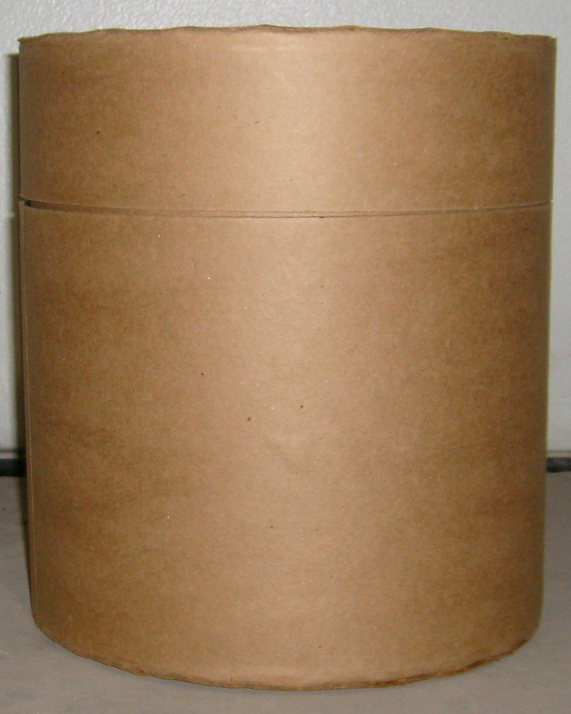 5 Gallon, Open Head All-Fiber Drum