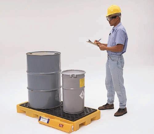 Spill Deck P2 Bladder Systems