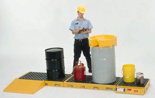 2333 - 5-Drum InLine Spill Deck