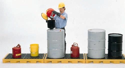 6-Drum InLine Spill Deck