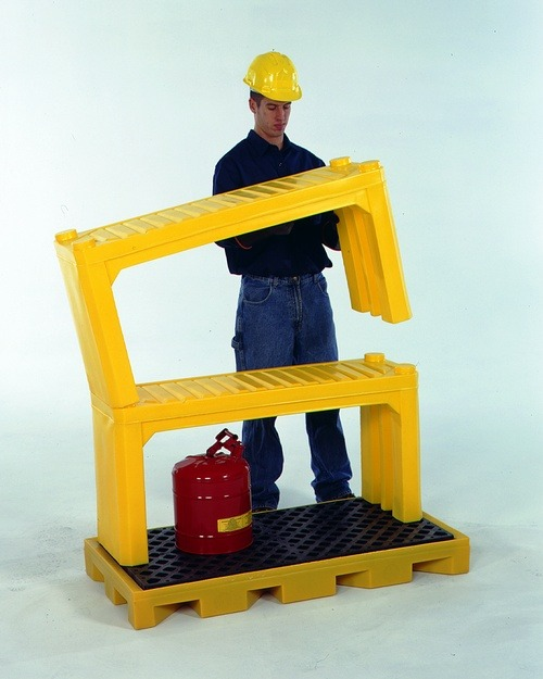 Stacking Shelf | Environmental Containment Products
