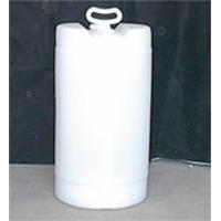 15 Gallon, Tight Head Plastic Drum
