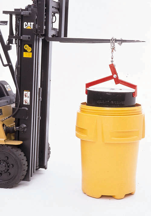 Drum Lifter-Funnels, Accessories, And Drum/Pail Liners