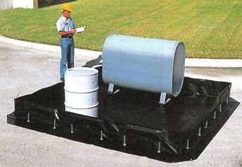 179 Gallon Containment Berm