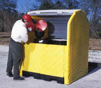 Hard Top P4 Plus®  Environmental Containment Products