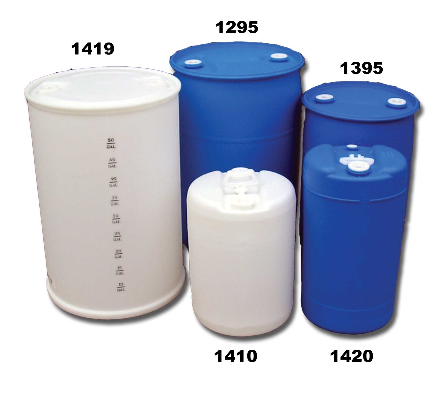 Polyethylene Drums