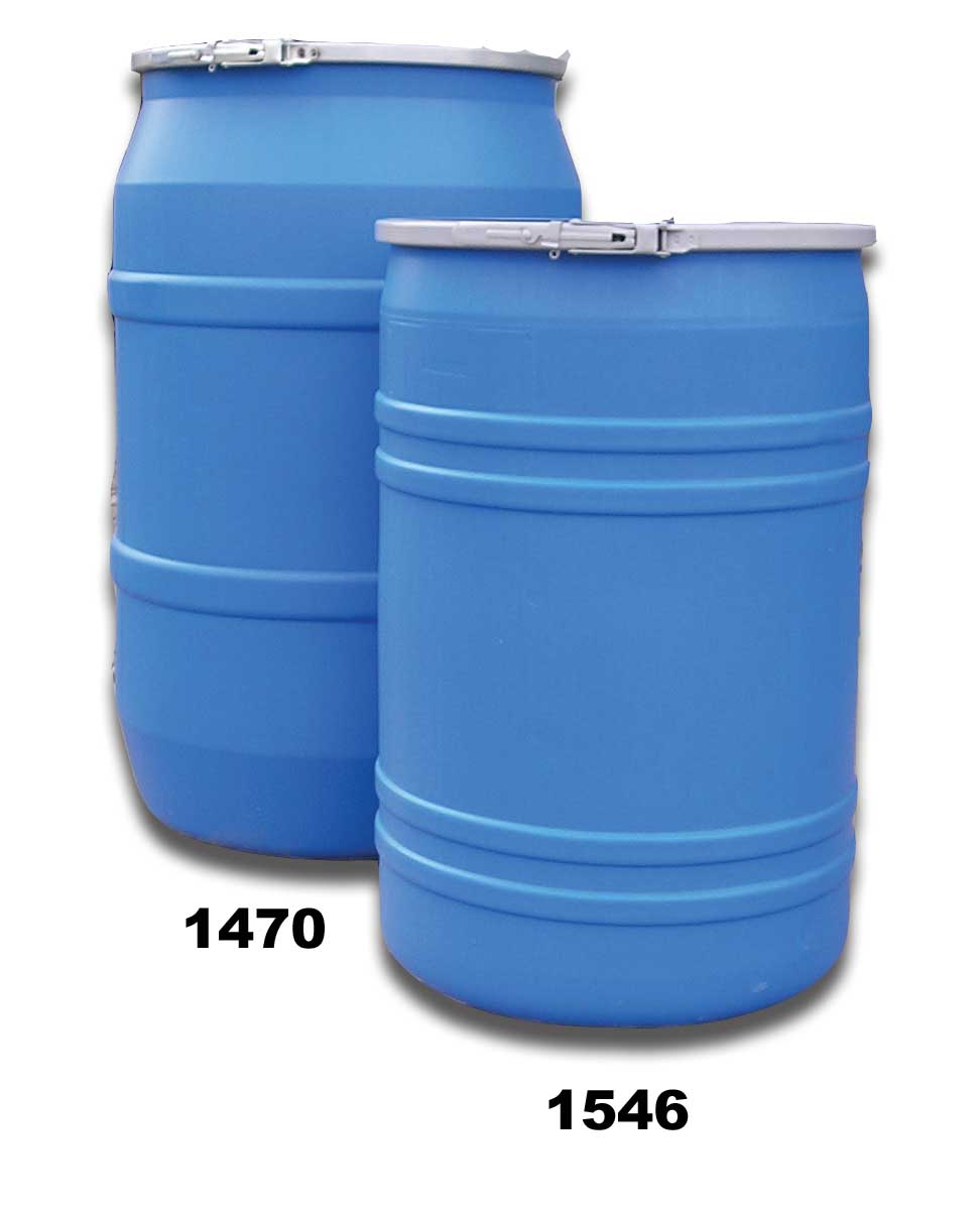 Plastic Drums for Sale