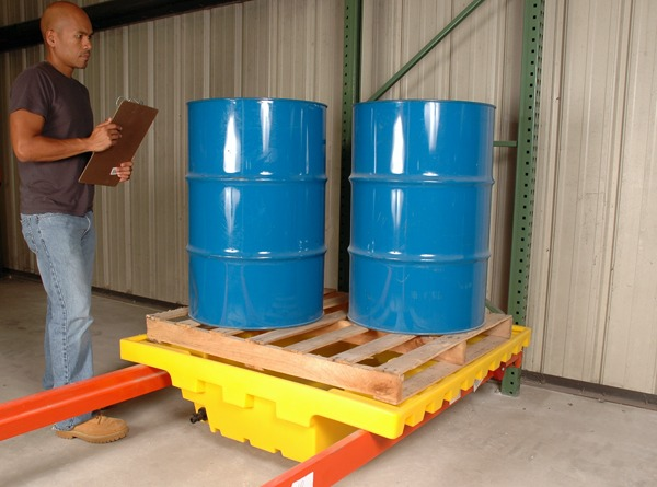 Ultra-Rack Sump   Environmental Containment Products