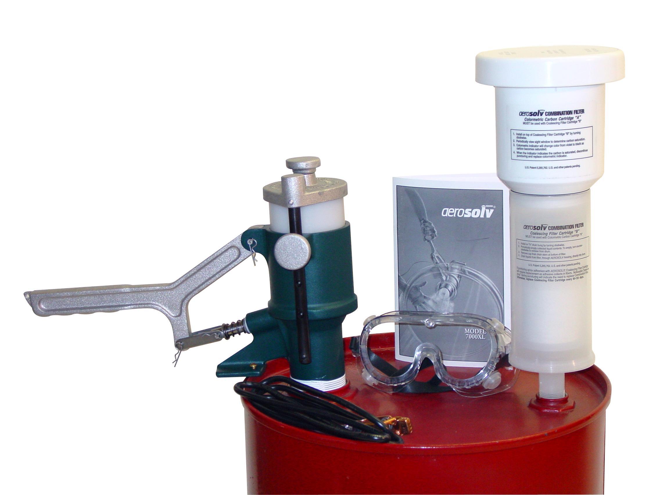 Aerosol Can Recycling System 7000xl K Youngstown Barrel