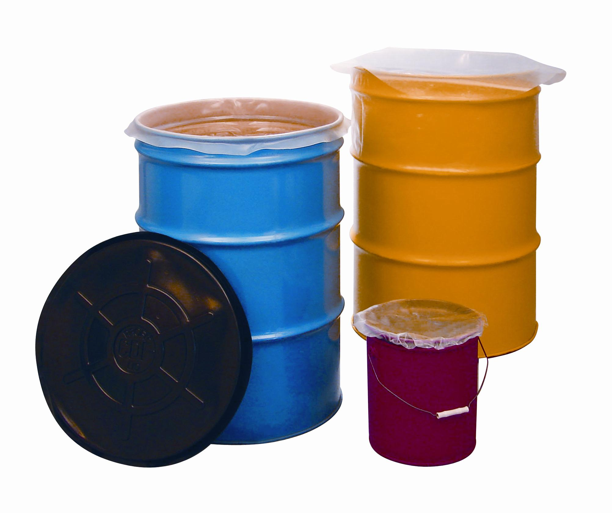 Drum And Pail Liners-Funnels, Accessories, And Drum/Pail Liners
