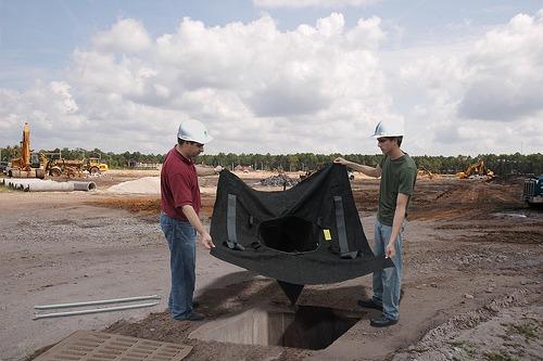 Ultra Drain High Capacity Model Guard