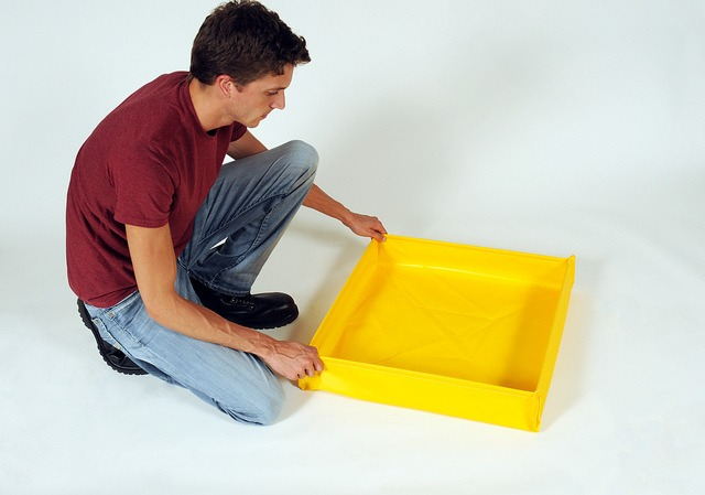 "12"" X 12"" Ultra-Utility Tray, Flexible Model"