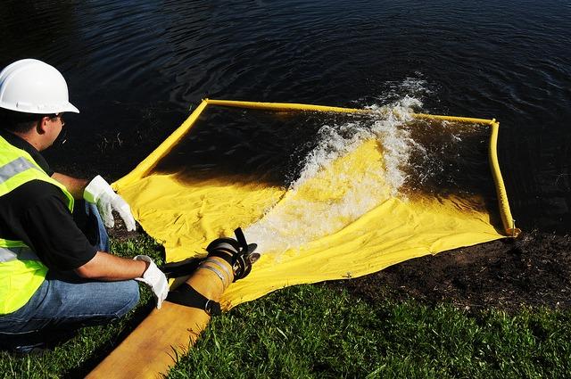 Floating Dispersion Blanket