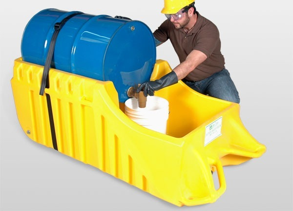 Drum Truck   Environmental Containment Products