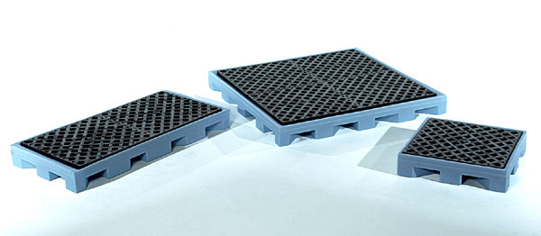 Spill Decks® Fluorinated Model   Environmental Containment Products