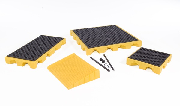 Spill Decks® Polyethylene Model   Environmental Containment Products