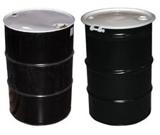 55 Gallon Steel Drums & Steel Barrels for Sale