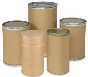 Fiber Drums - For Export