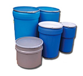 Open Head Plastic Drums Uses